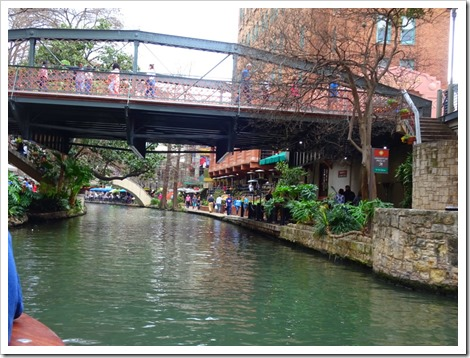San Antonio River Walk cruise
