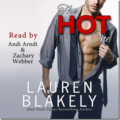 The Hot One audio cover