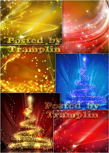 Новогодние фоны - New year's backgrounds