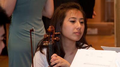 Jeniffer Kim,Cadence String Quartet.