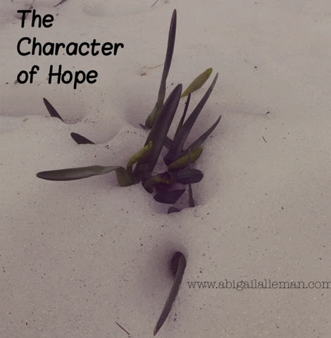 The Character of Hope