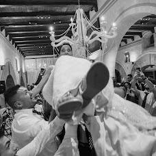 Vestuvių fotografas Alessandro Spagnolo (fotospagnolonovo). Nuotrauka 01.02.2018