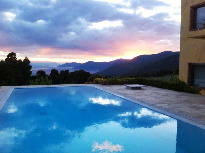 Villa Limni, Evia