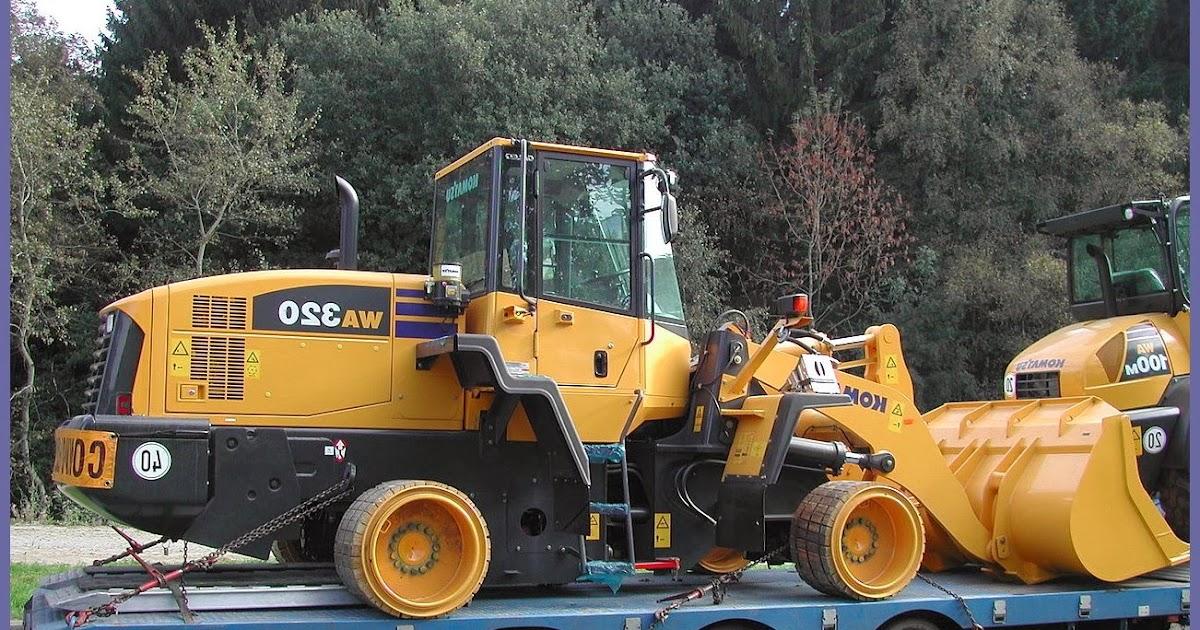 Swamp bulldozer misalnya, adalah bulldozer yang digunakan untuk pengerjaan rawa. JUAL ALAT BERAT WHEEL LOADER, DOZER, EXCAVATOR KOMATSU ...