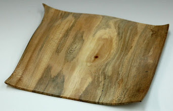 "Photo: Clif Poodry - sycamore ""wave form"" - ~7"" x 7"""