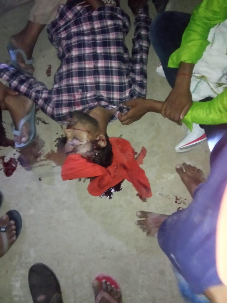 छात्र राजद के प्रदेश सचिव मनोज कुमार की गोली मारकर हत्या, जाँच में जुटी पुलिस
