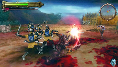Undead Knights Highly Compressed PSP