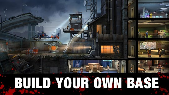 Zero City: Zombie games for Survival in a shelter 1
