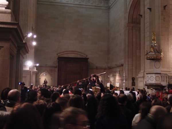 º VI centenario de la erección de la Iglesia Colegial Basílica de Santa María de Xàtiva