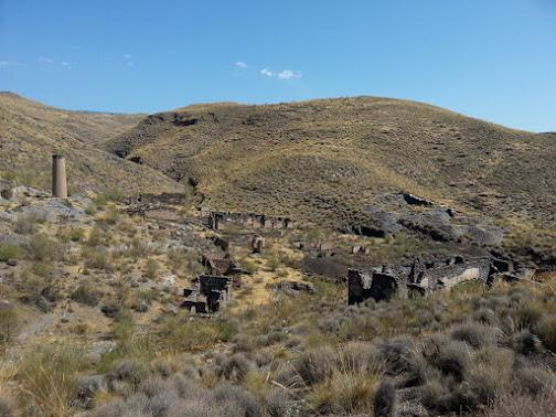 Vista general de Segundo Pompeyo, desde la entrada.