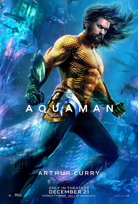 Movie: Aquaman (2018)