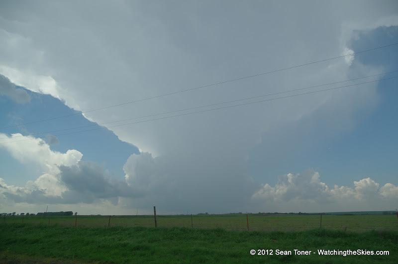 04-14-12 Oklahoma & Kansas Storm Chase - High Risk - IMGP0352.JPG