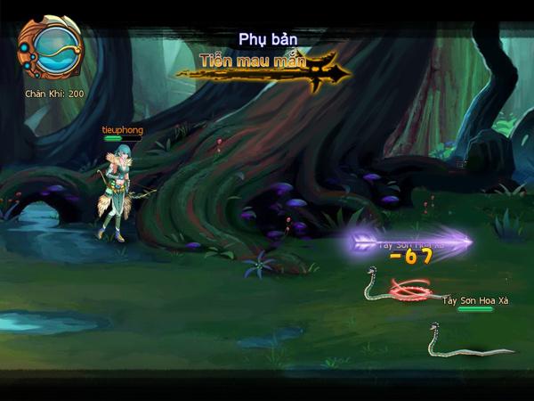 Tiếu Ngạo Giang Hồ của Soha Game là game mobile 8