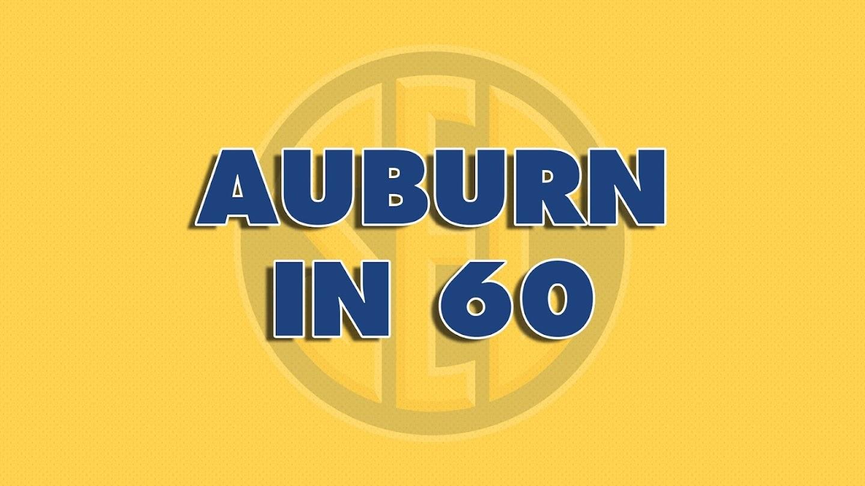 Watch Auburn In 60 live
