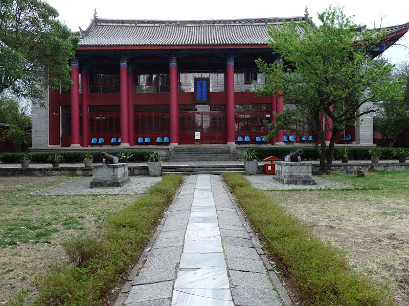 CHINE .Yunnan DALI 2 - P1170440.JPG