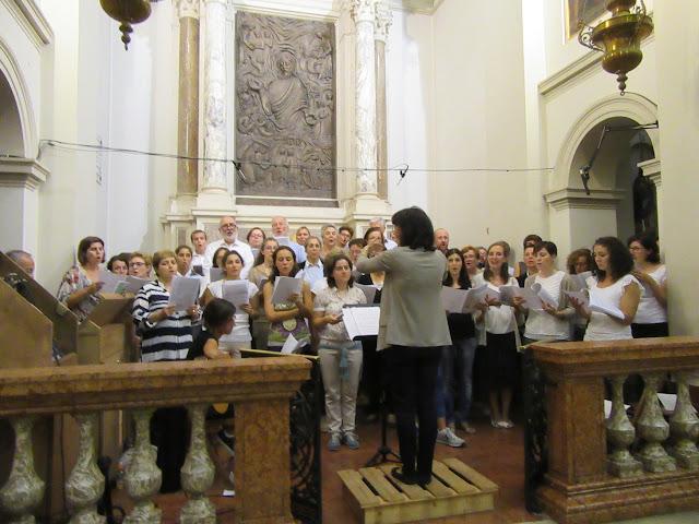 Coro in Duomo