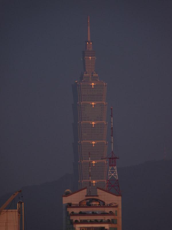 vue du douzième étage