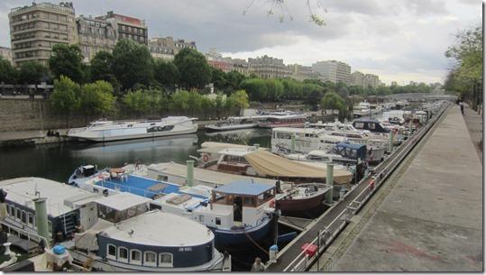 Bassin de l'Arsenal - Canal Saint Martin (1)