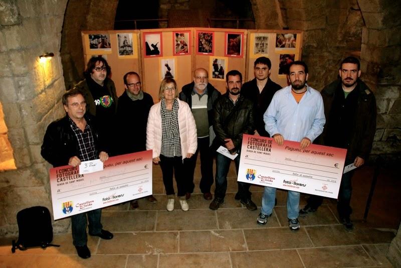 Entrega Premis 1r Concurs Fotografia Castellera Diada Sant Miquel  13-11-14 - IMG_6718.JPG