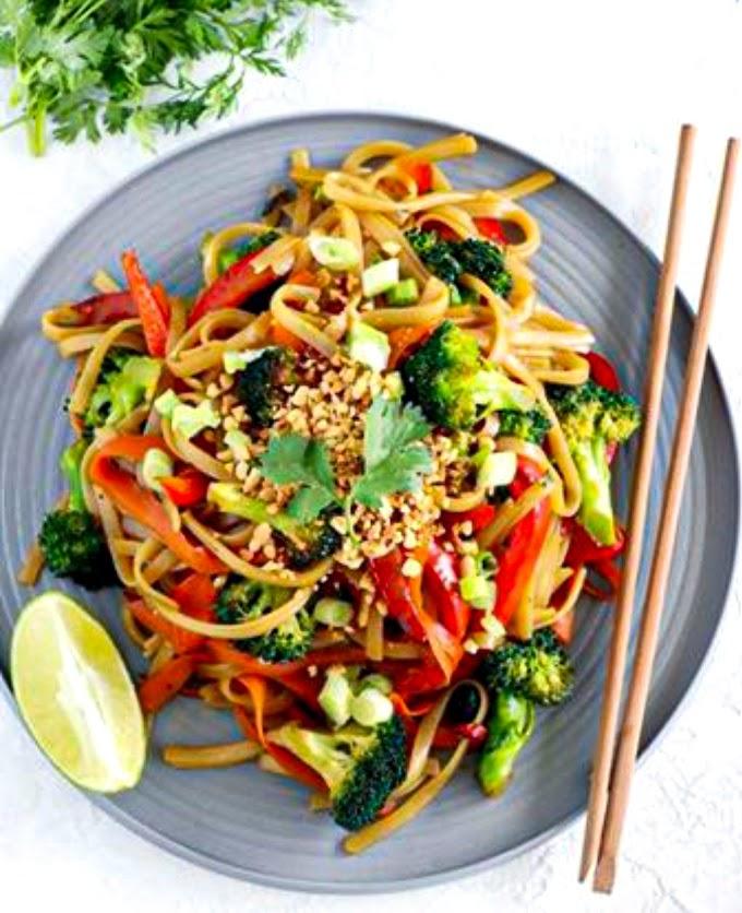 Pad Thai Recipe | Breakfast Care
