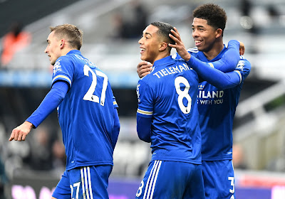🎥 Deux assists de Youri Tielemans, et les Foxes gardent le cap