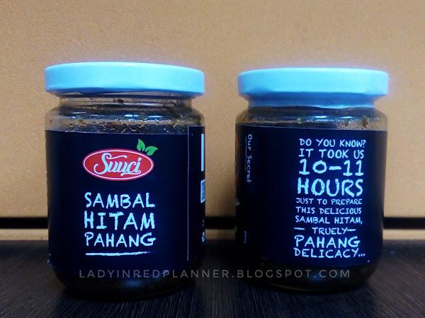 SAMBAL HITAM PAHANG VIRAL HOT!