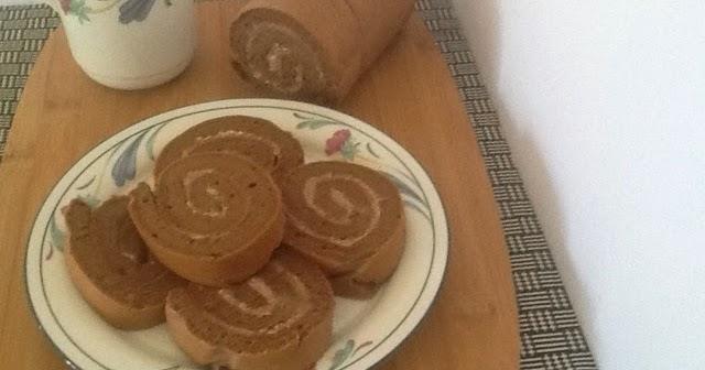 Resep Bolu Jadul Kuning Telur: Catatanku: Resep Bolu Gulung Putih Telur Coklat Ala Maya