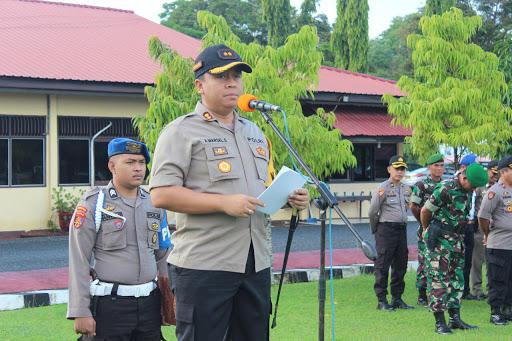 Polres Wajo Apel Konsolidasi Ops Ketupat dan Kesiapan Pengamanan Sidang Sengketa Pemilu