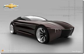 El Coche Solar de Chevrolet 2020 Era