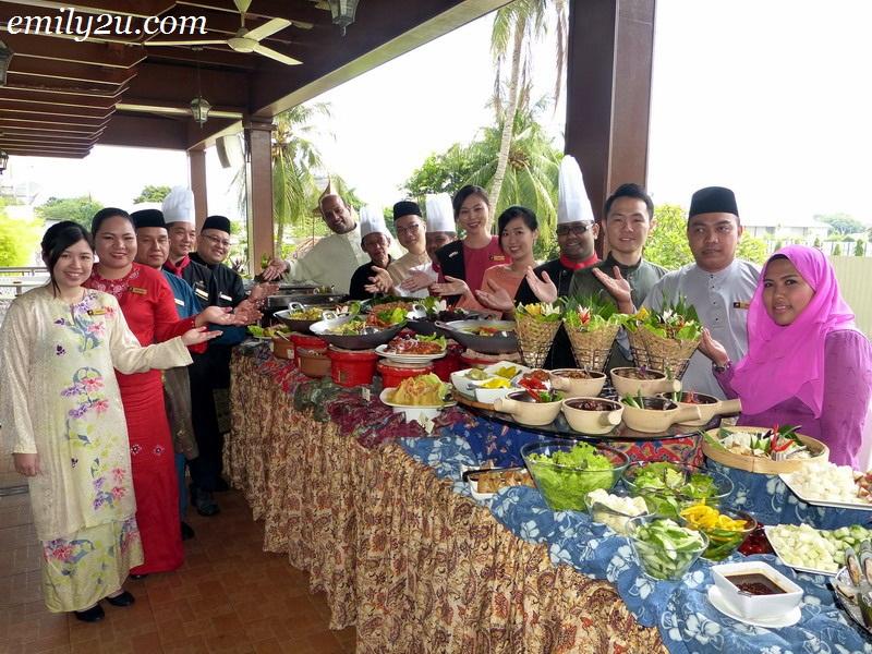 Berbuka Puasa at Impiana Hotel Ipoh this Ramadhan
