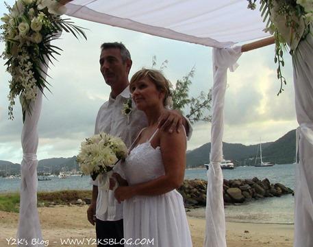 Tita e Roby si sposano