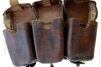 WWI Ammunition Pouches
