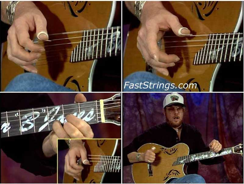 Buster B. Jones - Fingerstyle Guitar from the Ground Up, Vol. 2