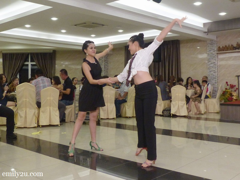 Creative Latin Dance Academy New Year Dinner Dance