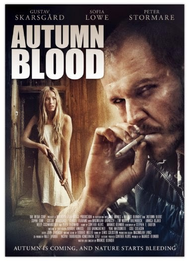 Poster Of English Movie Autumn Blood (2013) Free Download Full New Hollywood Movie Watch Online At Alldownloads4u.Com