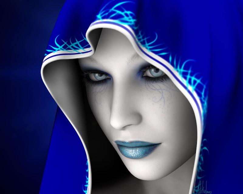 Blue Princess Of Blue World, Fairies 1