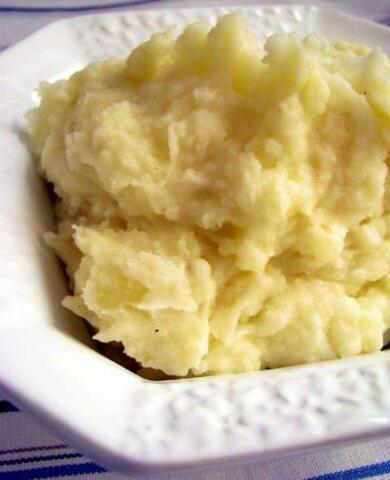 MASHED POTATOES WITH A TWIST RECIPE