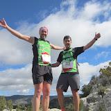 Trail Pous de neu - Ibi (17-Abril-2016)