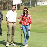 Kajal Agarwal at Cancer Crusaders Invitation Cup at Hyderabad Golf Club (4).JPG