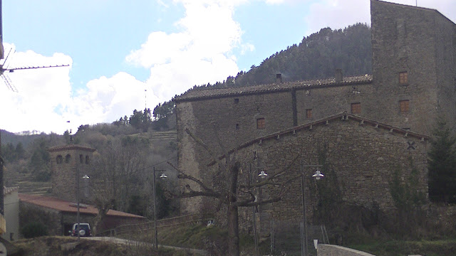 Santa Magdalena Каталония