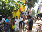 Dec 15 - Adyar visit for Gas Related Issues