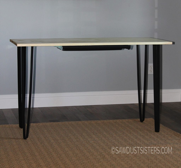 hairpin leg desk