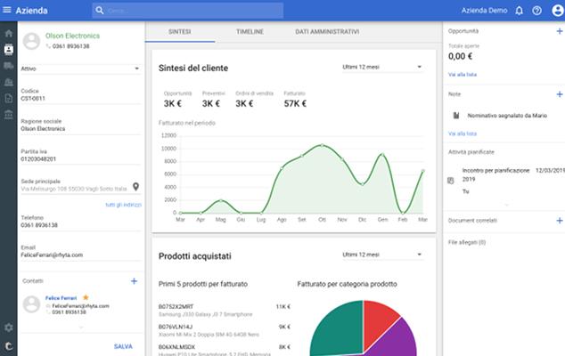 ERP & Logistics - G Suite Marketplace