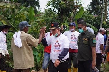 Nasrul Abit Ingatkan Masyarakat Berolahraga Tingkatkan Imunitas Tubuh