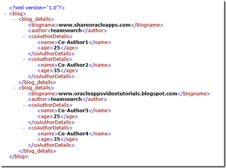 ETEXT Templates Example–How to define/Use CONCATENATION ~ Oracle