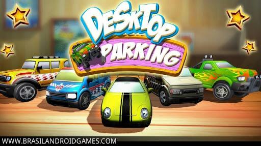 Desktop Parking Imagem do Jogo