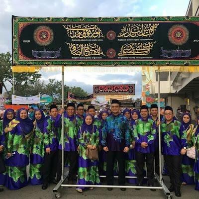 Throwback Sambutan Maulidur Rasul Peringkat Negeri Sabah 2017