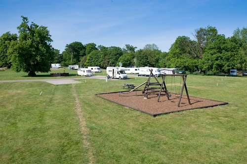 Theobalds Park Camping and Caravanning Club Site at Theobalds Park Camping and Caravanning Club Site