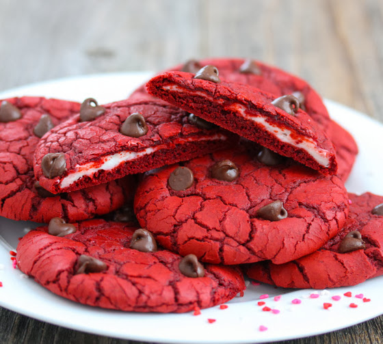 Download image Red Velvet Cream Cheese Cookies PC, Android, iPhone and ...