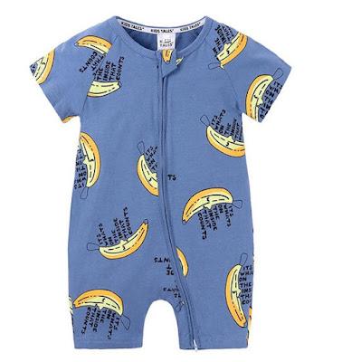 Baju Terusan Bayi